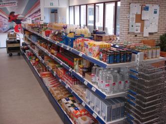 slider supermarkt