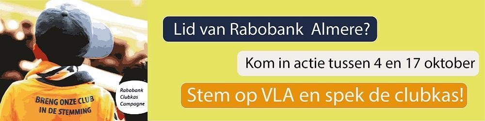 Clubactie Rabobank