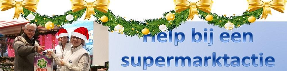 Supermarktactie Kerst