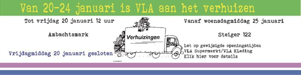 VLA Verhuizing